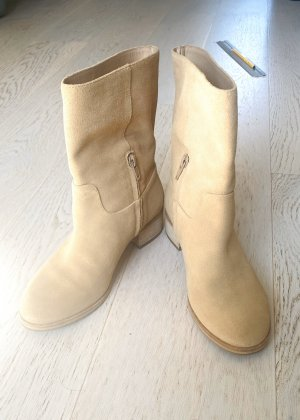 Michael Kors Ankle Boots oatmeal-nude