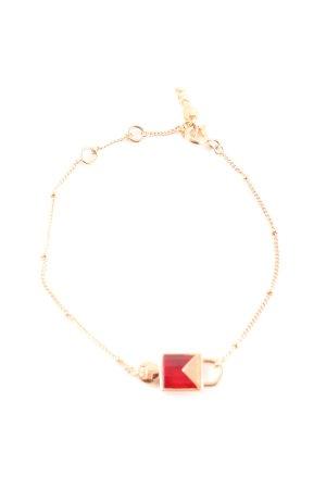 Michael Kors Armband goldfarben Elegant