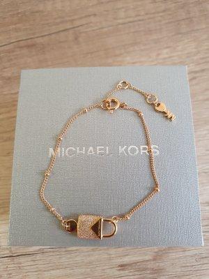 Michael Kors armband 925er Silber Sterling neu Zirkon vergoldet atmkette armreif