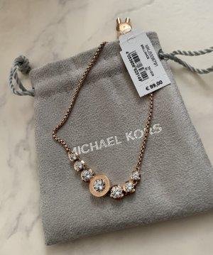 Michael Kors Bransoletka w kolorze różowego złota