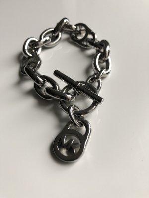 Michael Kors Braccialetto in argento argento