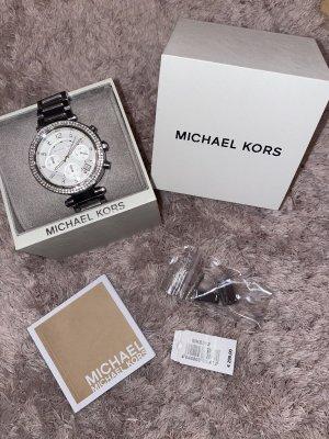 Michael Kors Zegarek automatyczny srebrny