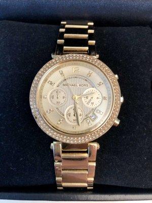 Michael Kors Armbanduhr Damen Gold