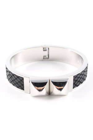 Michael Kors Armlet black-silver-colored casual look