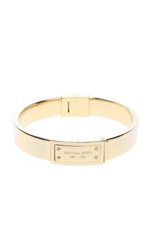 Michael Kors Brazalete color oro estilo «business»