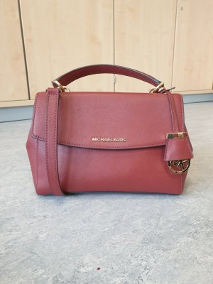 michael kors ava large rot gold
