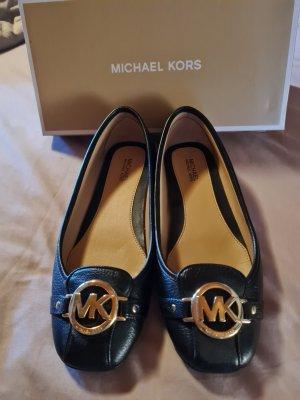 Michael Kors Classic Ballet Flats black