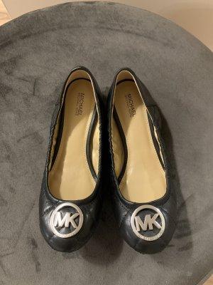 Michael Kors Ballerinas schwarz