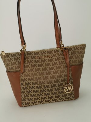 "Michael Kors ""Bedford"" Carry-All mit Logoprint"