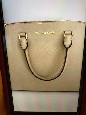 Michael Kors beige Handtasche
