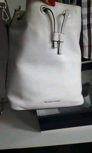Michael Kors Beutel Handtasche Bag weiß