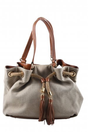 Michael Kors Pouch Bag light grey-brown casual look