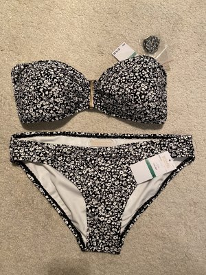 Michael Kors Bikini black-white