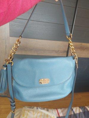 Michael Kors Blue Shoulder Bag