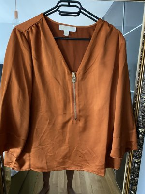 Michael Kors Bluse L orange