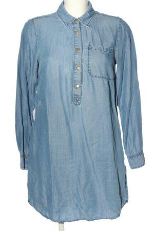 Michael Kors Blusenkleid blau Casual-Look