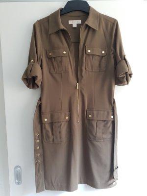 Michael Kors Blusenkleid Khaki Gr. 38 *NEU*