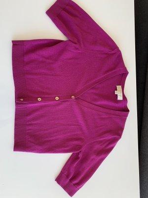 Michael Kors Knitted Vest violet