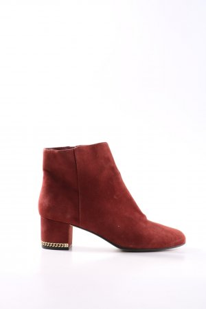 Michael Kors Booties rot Casual-Look