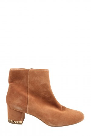 Michael Kors Booties braun-cognac Casual-Look
