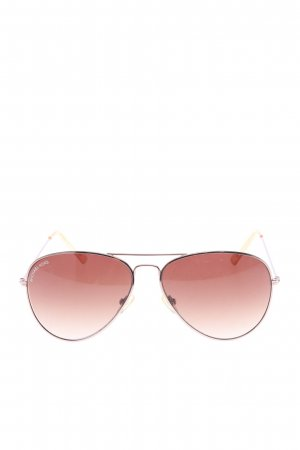Michael Kors Glasses gold-colored themed print casual look