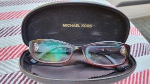 Michael Kors Gafas Retro burdeos-rojo amarronado