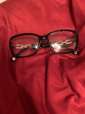Michael Kors Glasses black-gold-colored