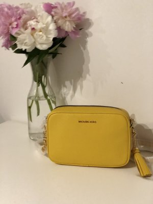 Michael kors Camera bag Tasche gelb yellow Limited