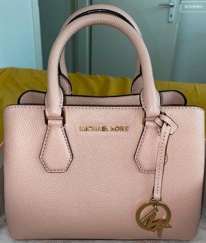 Michael Kors Carry Bag pink-dusky pink leather