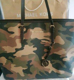 Michael Kors Camouflage Tasche