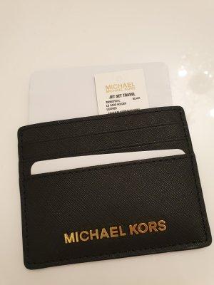 Michael Kors Porte-cartes noir-doré