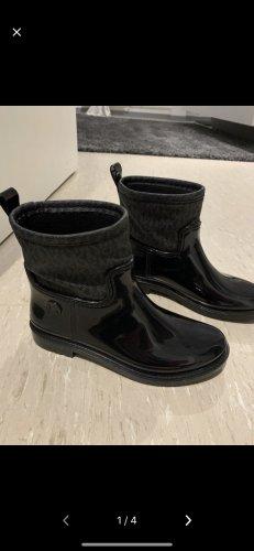 Michael Kors Botas de agua negro