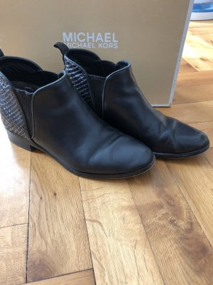Michael kors chealse Boots Stiefeletten Leder schwarz