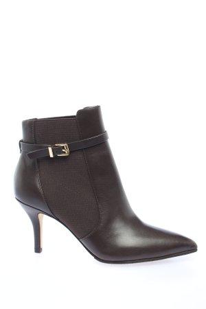 Michael Kors Chelsea Boots braun Business-Look