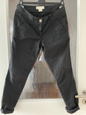 Michael Kors Pantalone chino nero-oro
