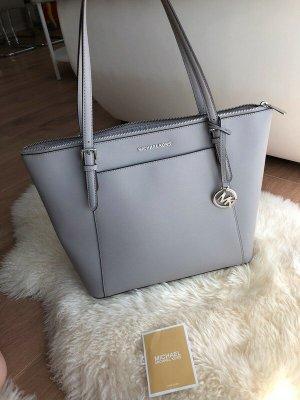 Michael Kors Ciara Ash Grey Tasche Neu mit Etikett