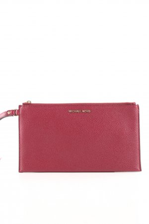 Michael Kors Clutch rot Business-Look