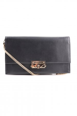 Michael Kors Clutch schwarz Business-Look