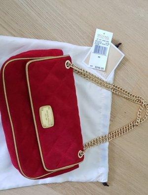 Michael Kors Clutch Rot Tasche Top