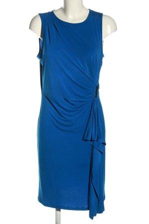 Michael Kors Cocktailkleid blau Business-Look