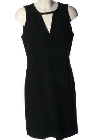 Michael Kors Cocktailkleid schwarz Elegant