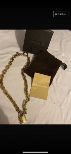 Michael Kors Collier Gold