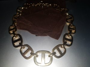 Michael Kors Colliers Gold farbend