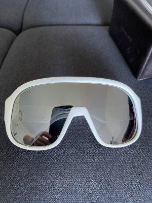 Michael Kors Gafas de piloto blanco-color plata