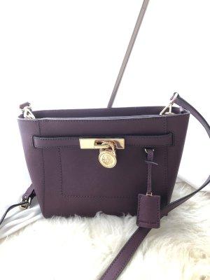 Michael Kors Mini Bag bordeaux-blackberry-red