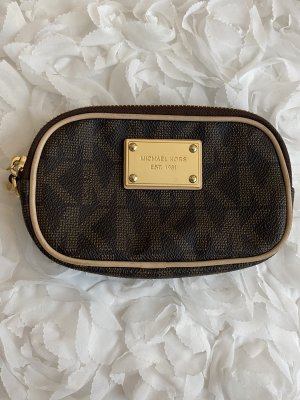 Michael Kors Wallet light brown-gold-colored