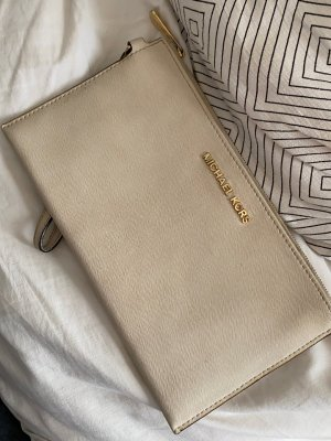 Michael Kors Clutch white