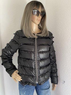 MICHAEL KORS Damen Daunenjacke in schwarz Gr.M
