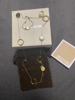 Michael Kors Damen Halskette  Gold MKJ6779710