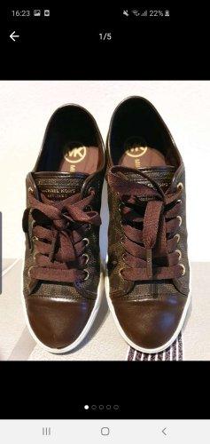 Michael Kors Damen Leder Sneakers Gr.37 neuwertig
